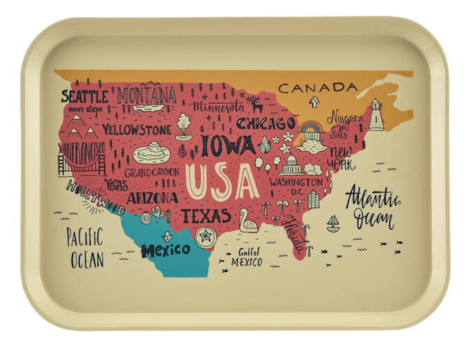 Map Personalized 537