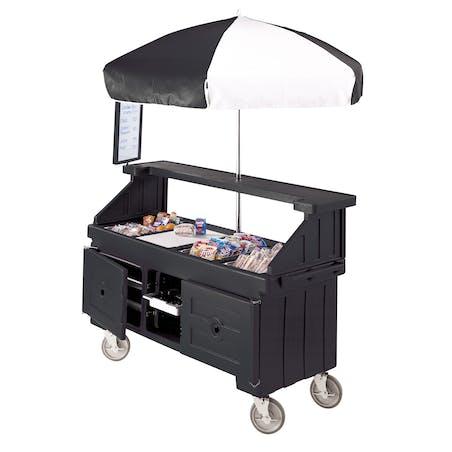 Chariot de vente ambulant Camcruiser® (CVC72, CVC724)