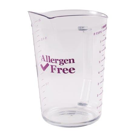 Measuring Cups Allergen-Free
