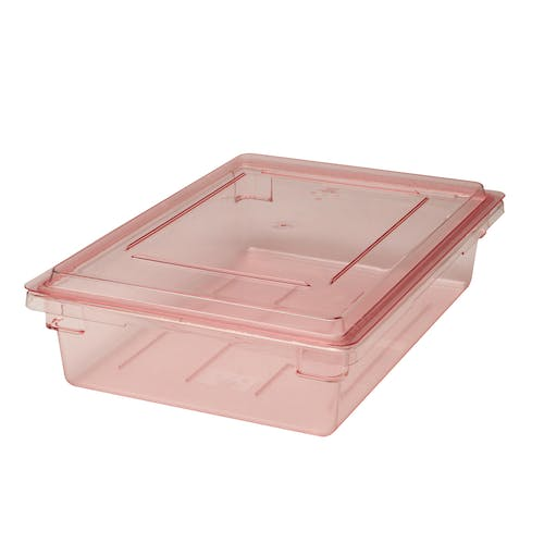 18266CW467 Safety Red Camwear 8.75 Gal Storage Box