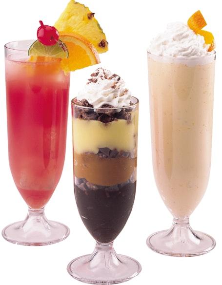 GB850CW135 Aliso 9 oz Goblets w Desserts