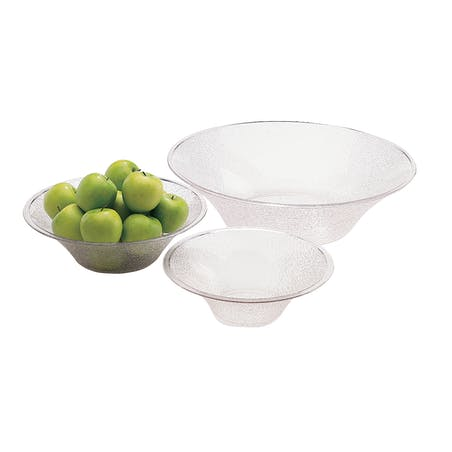 Camwear® Bell-Shaped Pebbled Bowls