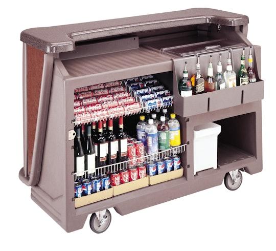 Medium Portable Beverage Bar CamBars® 650