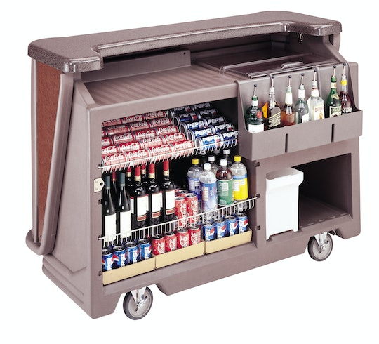 Medium Portable Beverage Bar CamBars® 650