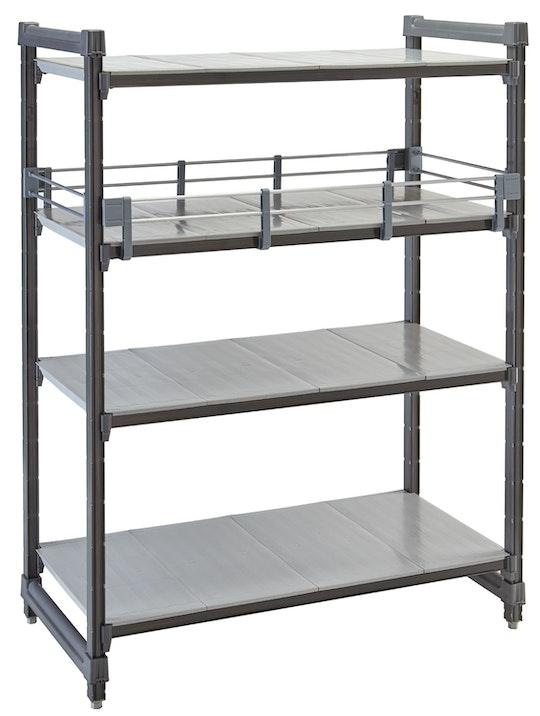 Elements Series Shelf Rails