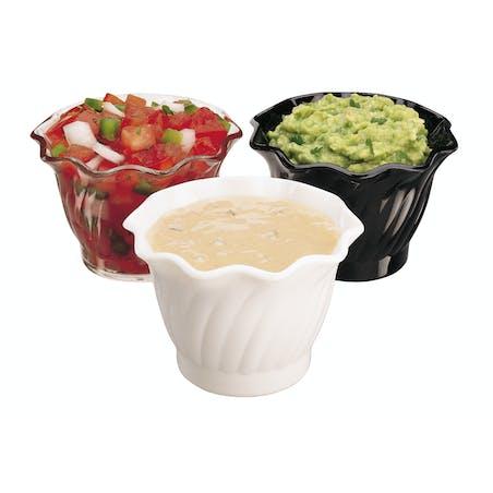 Swirl Bowls