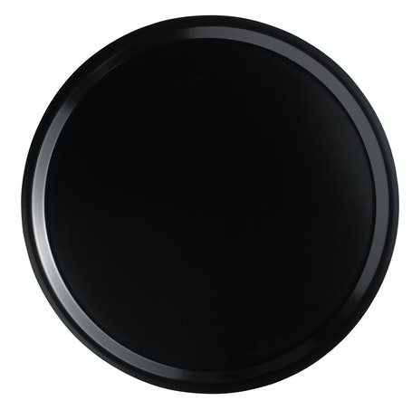 Black Round Camtray