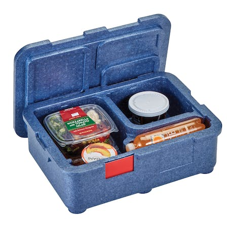 4- Fächer Cam GoBox (Lunchbox)