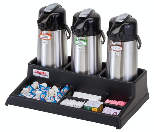 Airpot and Condiment Station