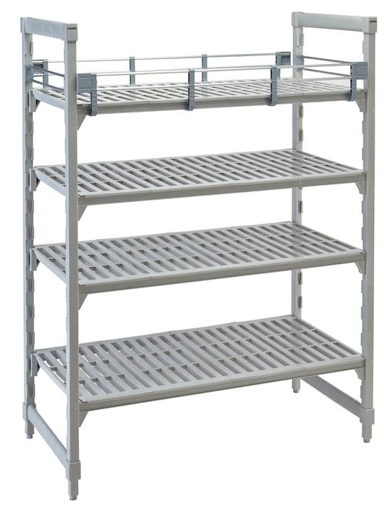 Camshelving® Metric Premium Series Shelf Rails
