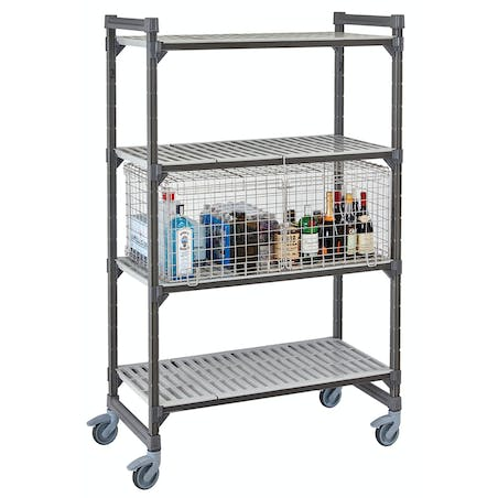 Camshelving® Single Shelf Security Cage