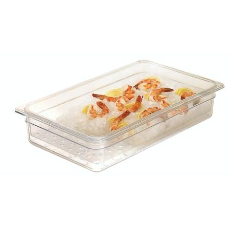 Recipientes coladores para alimentos Camwear®