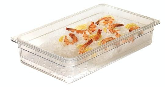 Camwear® Colander Food Pans