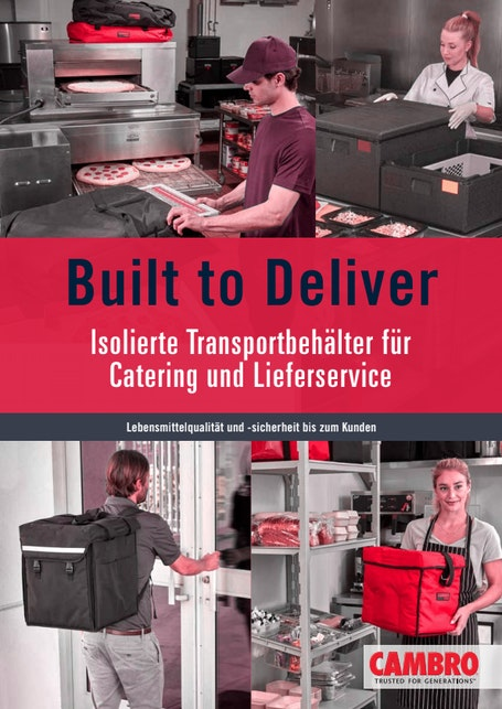 Insulated Delivery Brochure