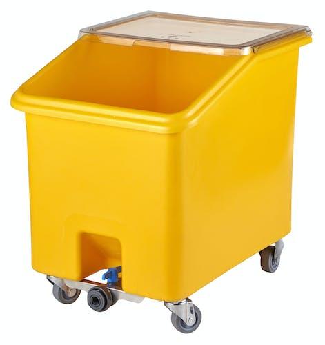 Yellow Tank 3