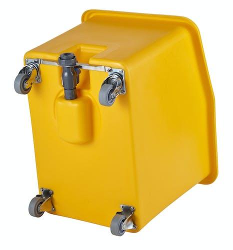 Yellow Tank Bottom
