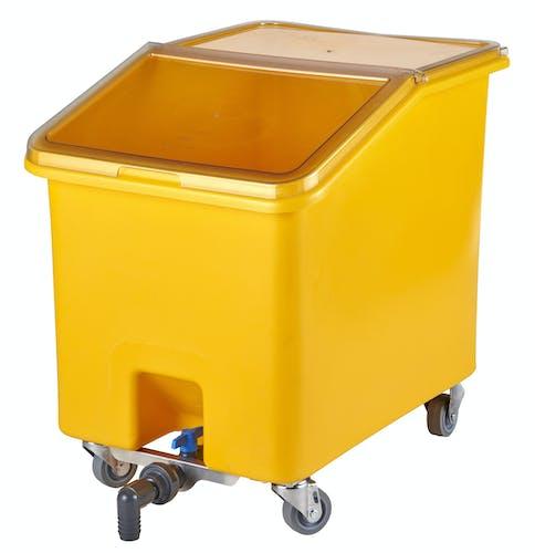 Yellow Tank 2