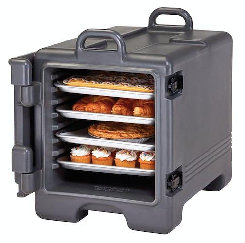 1318CC Charcoal Gray Hot Pans