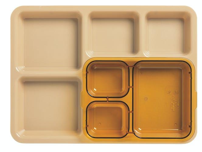 1411CW133 w Amber Insert
