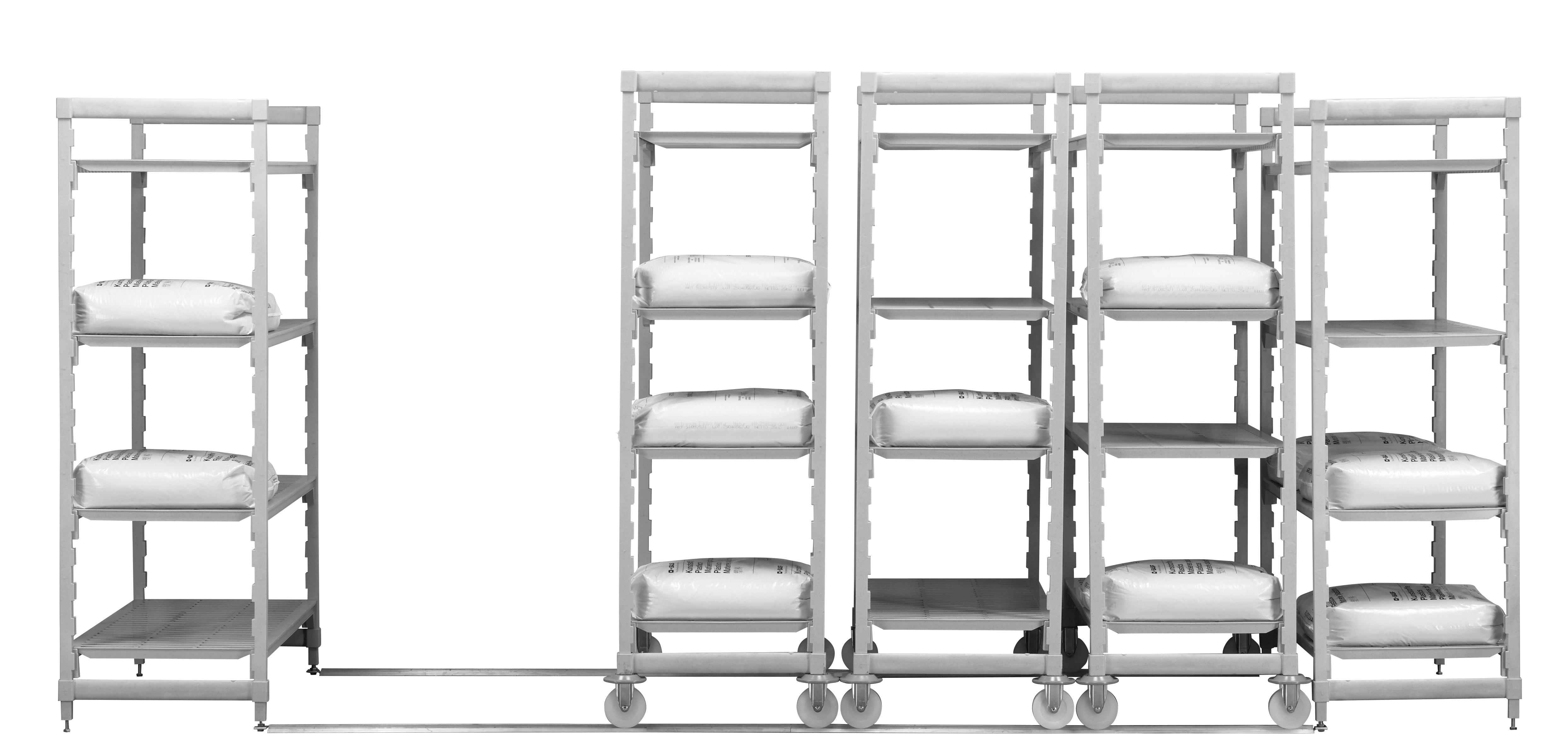 High Density Storage System Cambro