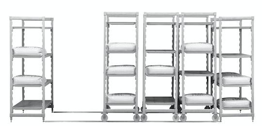 Camshelving® Yüksek Yoğunluklu Depolama Sistemi