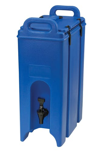 500LCD186 Camtainer® 5 Gallon Capacity Navy Blue