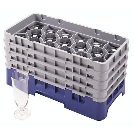 Demi-casiers Camracks®pour tous types de verres