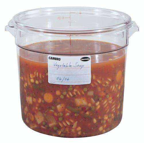 6 QT w Soup