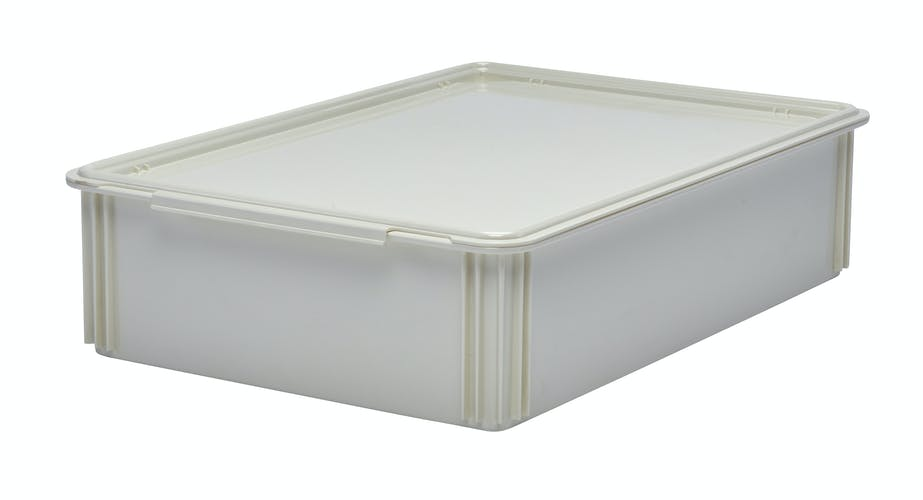 "DB18266CW148 Pizza Dough Box 18"" X 26"" X 6"" White"