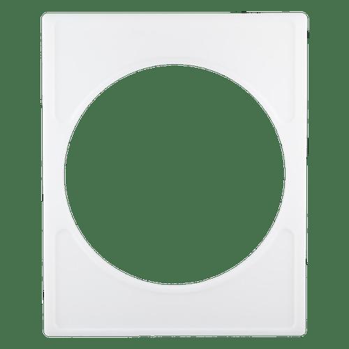 """SBH18148 Salad Bowl Holder (Holds 18"""" Bowl) White"""