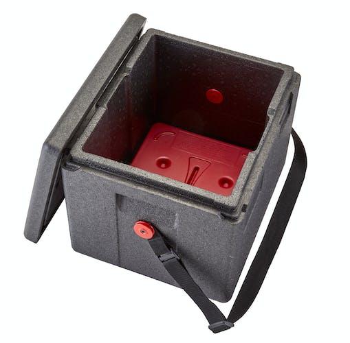 EPP280WSTSW110 Half-Size Black GoBox with Adjustable Strap and Camwarmer