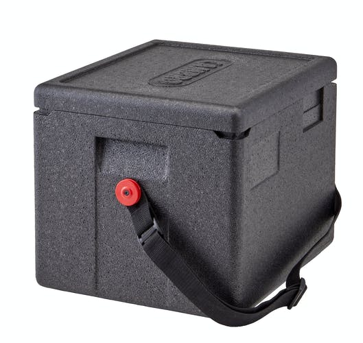 EPP280WSTSW110 Half-Size Black GoBox with Adjustable Strap