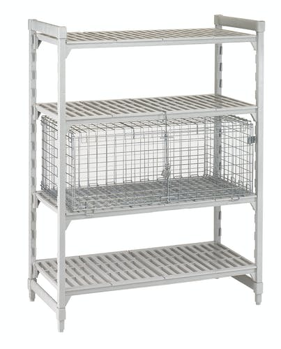 CSSC244818000 Camshelving® Single Shelf Security Cage