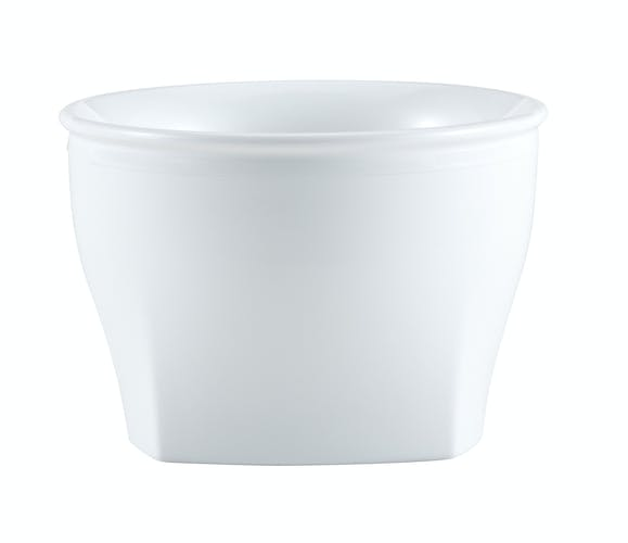 MDSHB5148 MDS Harbor 5 Ounce Bowl White