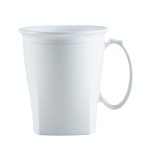 MDSHM8148 MDS Harbor 8 Ounce Mug White