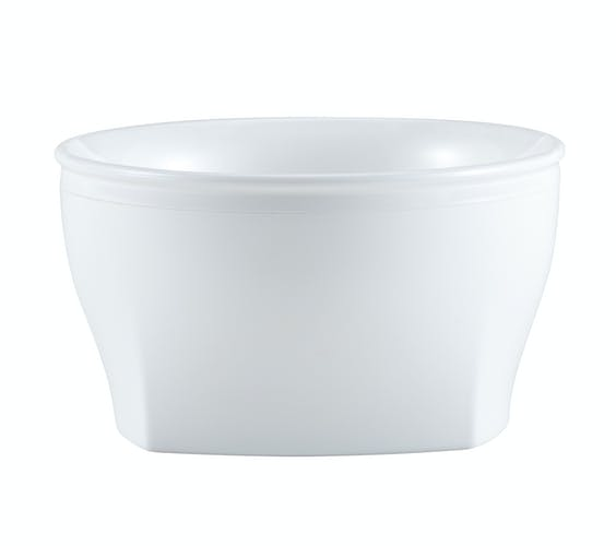 MDSHB9148 MDS Harbor 9 Ounce Bowl White