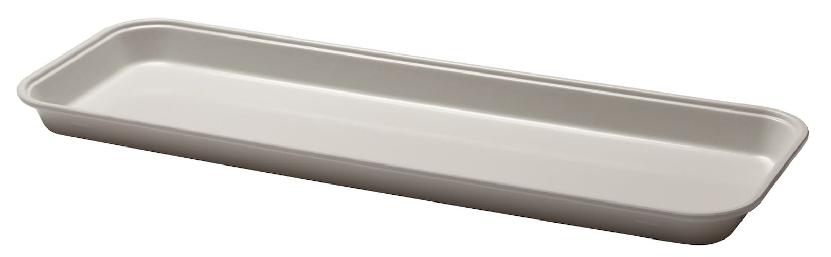 "8262MT148 Market Pan 8"" X 26"" X 2"" White"