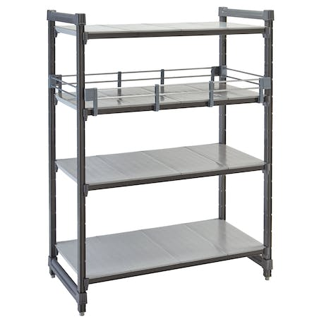 Basics Plus Series Shelf Rails