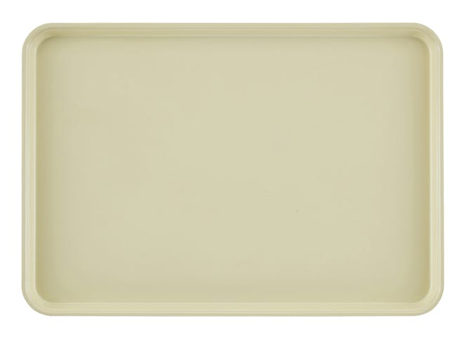 "1826536 Camtray 18"" X 26"" Rectangle Lemon Chiffon"