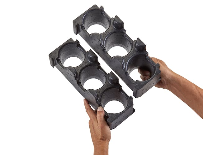 EPPBEVH5110 Cam GoBox Beverage Cup Holder 5-Pack Black