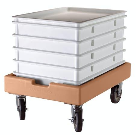 Pizza Kutuları için Camdollies® Taşıma Arabası