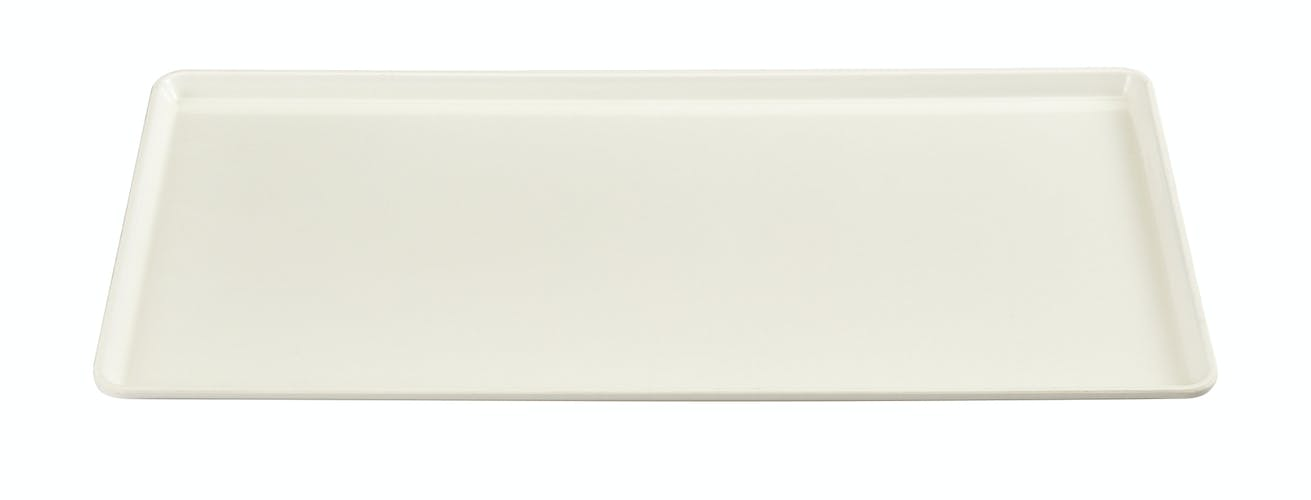 "1222D148 Tray Dietary 12"" X 22"" White"
