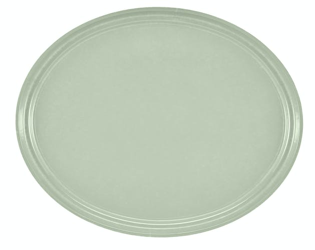 "2500429 Camtray 19"" X 24"" Oval Key Lime"