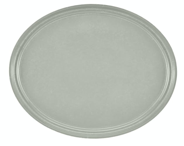 "2500199 Camtray 19"" X 24"" Oval Taupe"