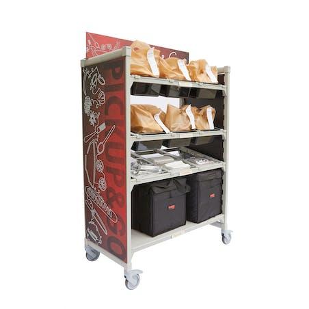 Camshelving Premium® Series Flex Stations