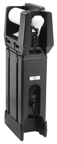HWS31110 3-in-1 Hand Wash Station Black