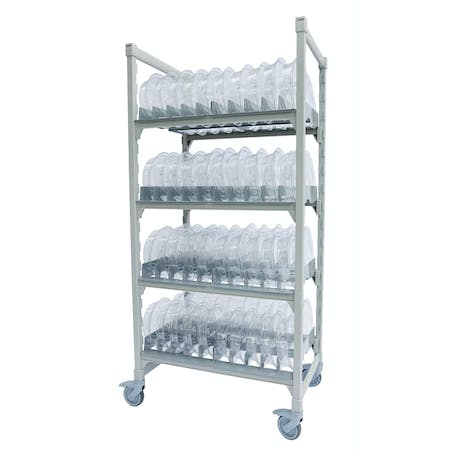 Camshelving® Premium Series Plate Cover Drying and Storage Rack